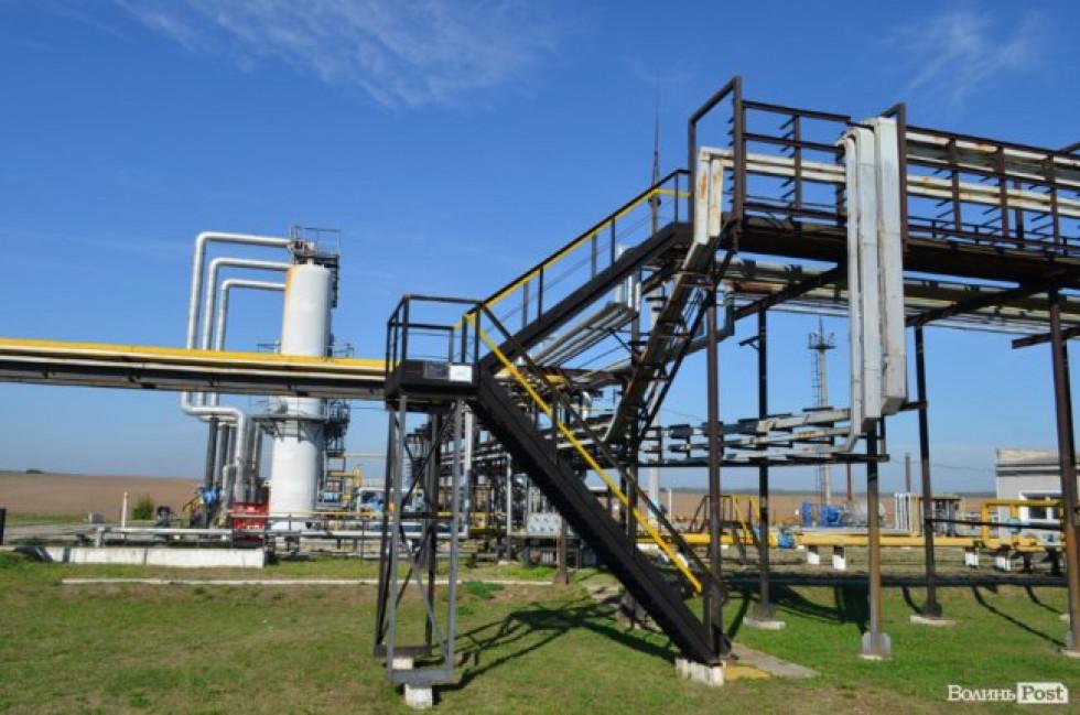 Газове родовище у Марковичах