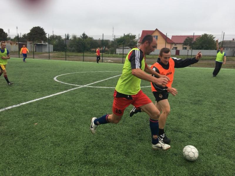 В Іваничах відбувся турнір з міні-футболу серед ветеранів