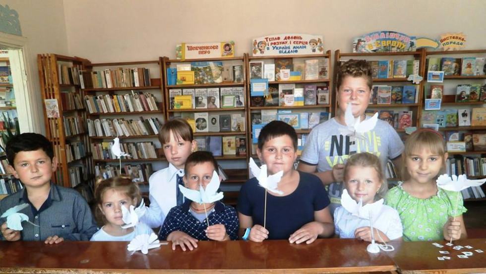 Діти побували на майсер-класі