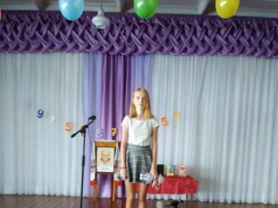 «Посміхнімось щиро Вишні»: у Локачинській гімназії провели конкурс гумористів