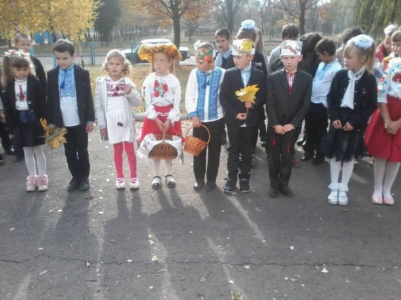 Шельвівські школярі
