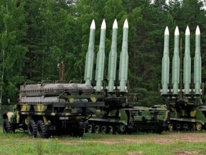 Локачинців запрошують на контрактну службу в зенітний ракетний полк