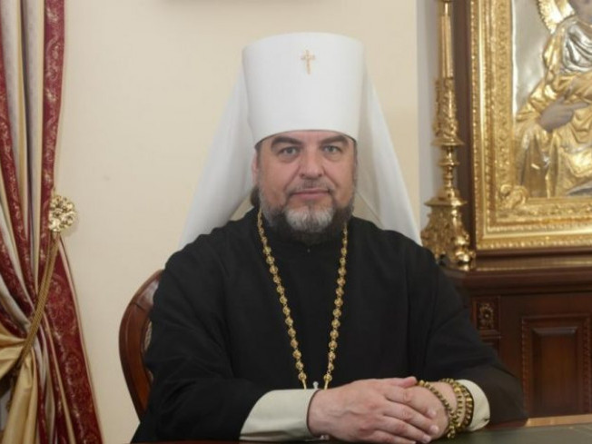 Митрополит Вінницький і БарськийСимеон