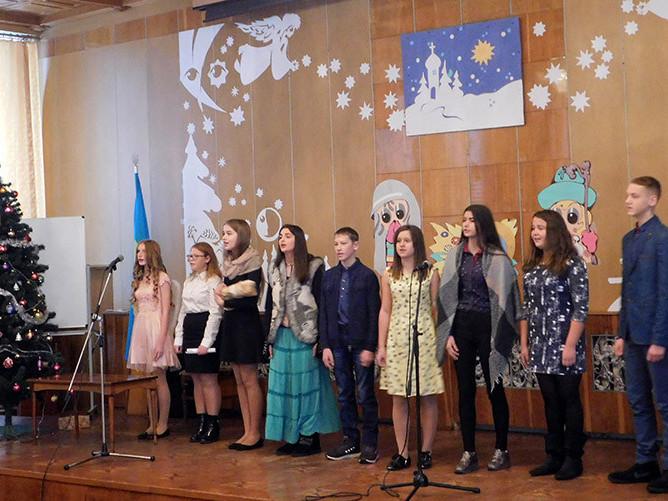 Павловичівські школярі