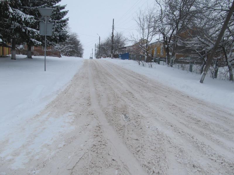 На Локачинщині замети завадили руху транспорту