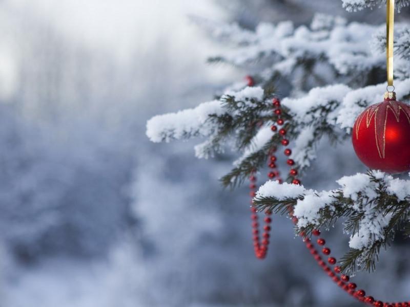 Погода на Різдво