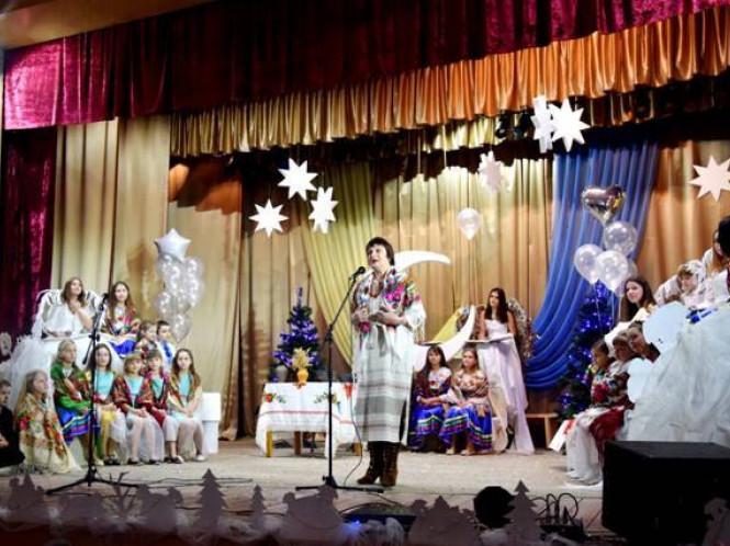 Різдвяні зустрічі у Локачах
