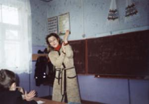 Урок англійської у Павловичах