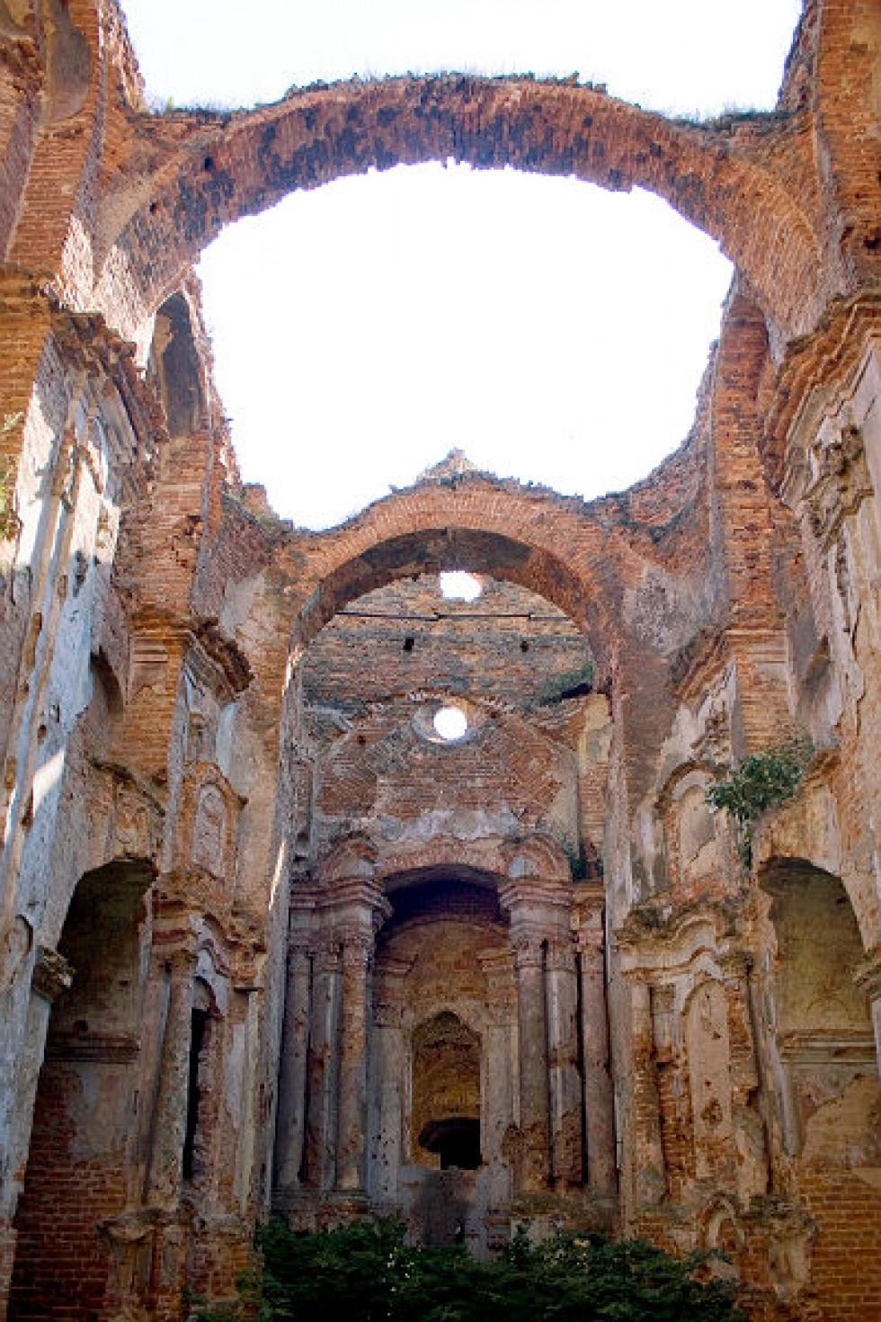 Ще одне фото Загорівського монастиря. З lumitar.blogspot.com