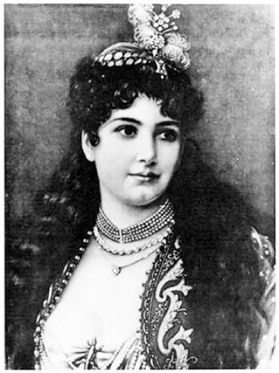 Олена Ковалевська