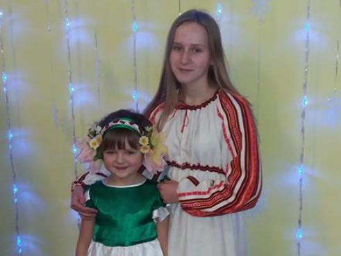 Марта Лишук та Марина Мельничук