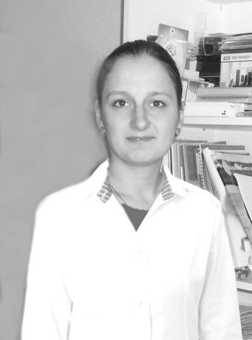 Дубинецька Оксана Анатоліївна