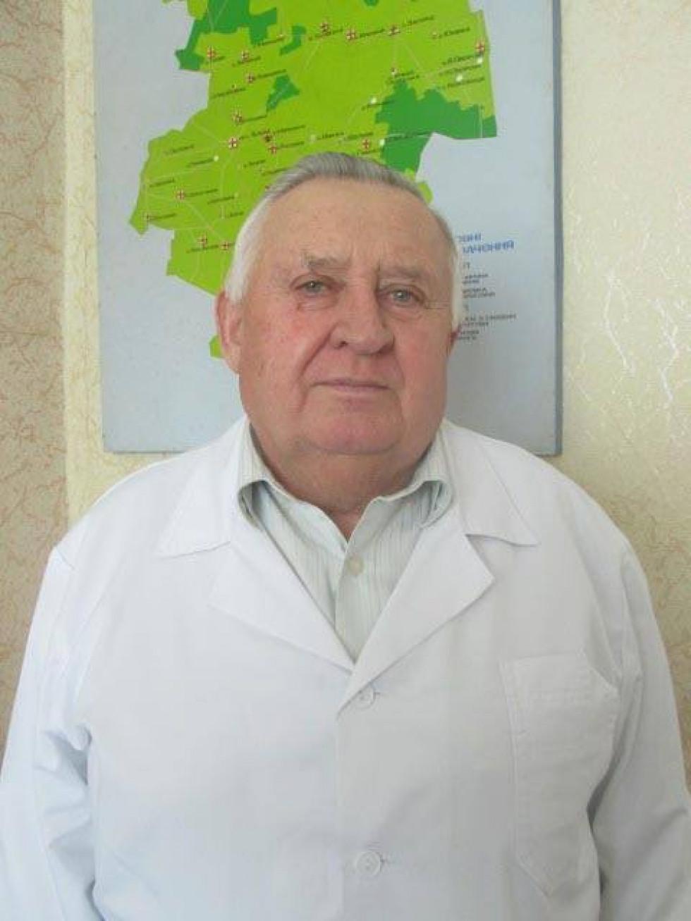 Шульга Микола Федорович