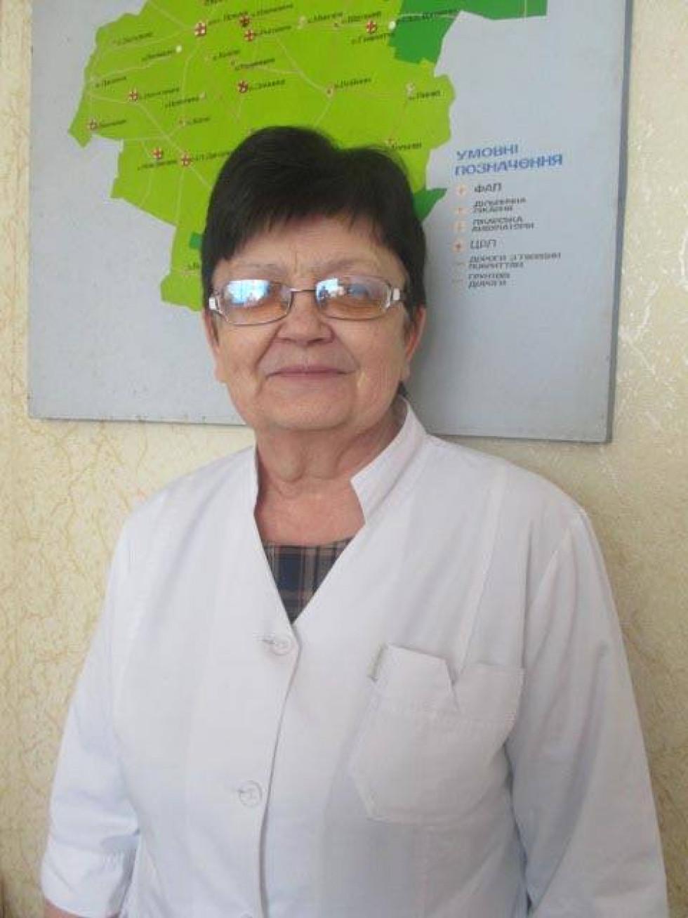 Царук Катерина Петрівна