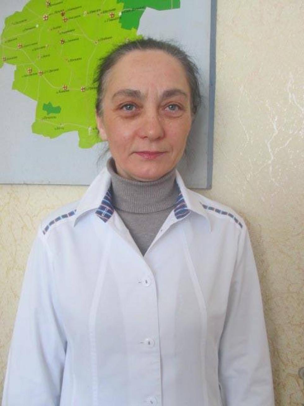 Данилюк Оксана Володимирівна