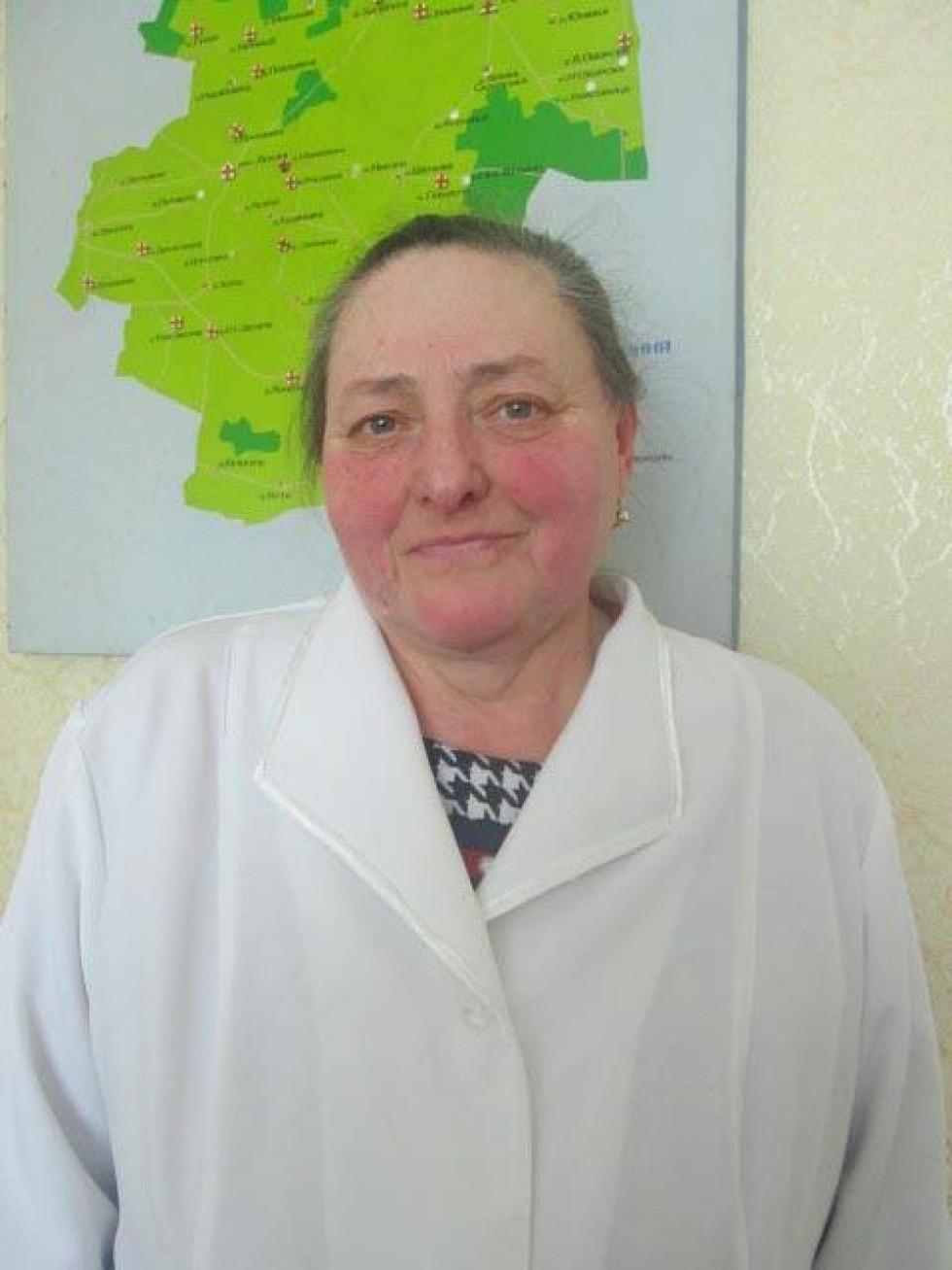 Напахнюк Світлана Іванівна