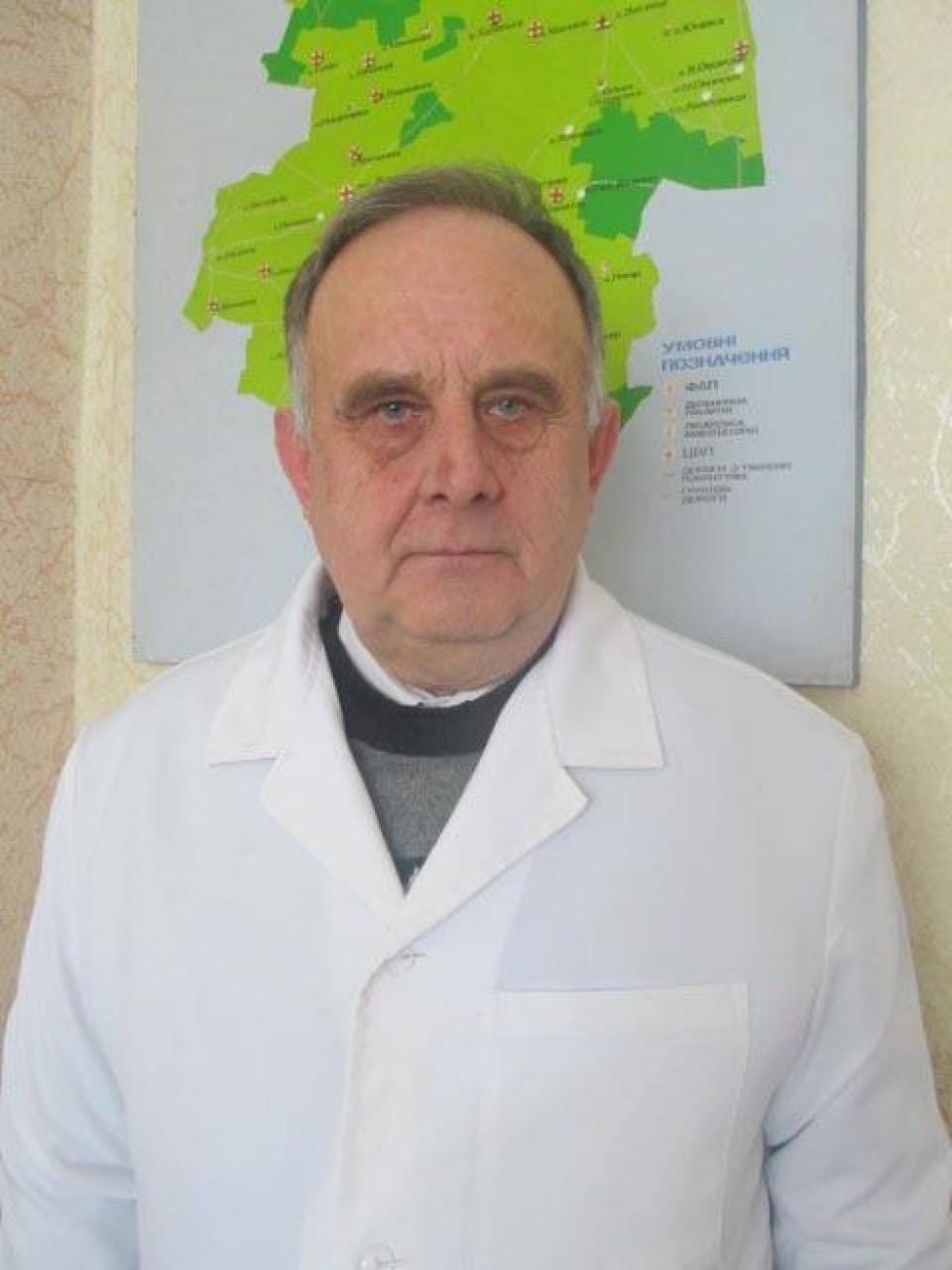 Напахнюк Петро Іванович