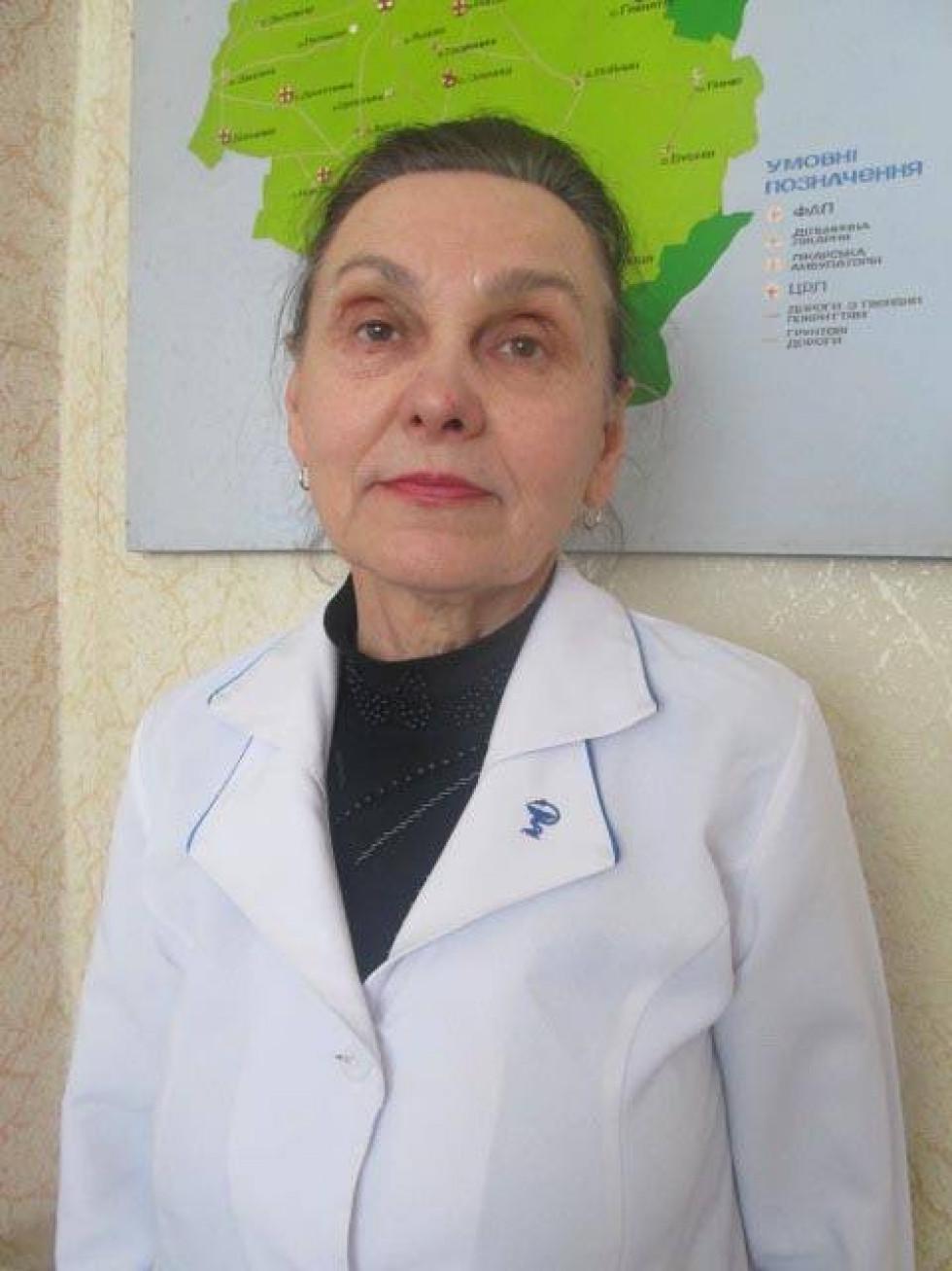 Ковалик Галина Леонідівна