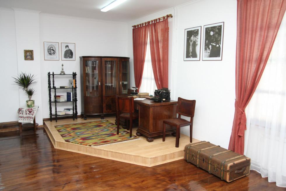 Музей В'ячеслава Липинського у Затурцях.