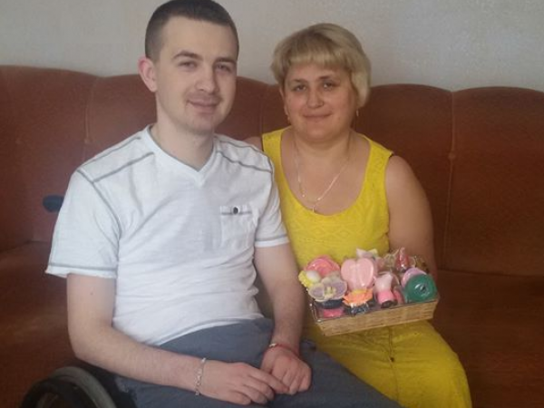 Світлана та Андрій