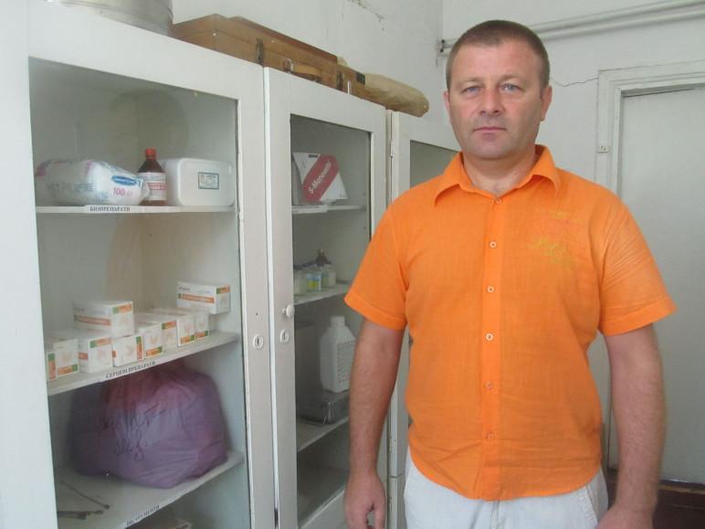 Василь Михайлович Поломаний