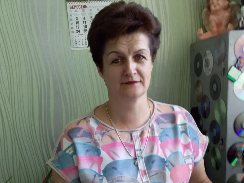 Тетяна Мацик