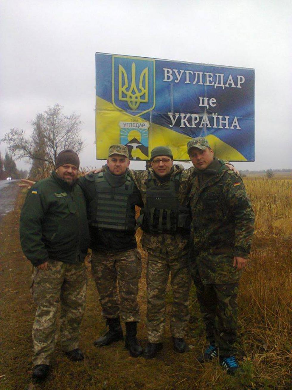 до війська мобілізували керівника виїзної бригади швидкої медичної допомоги Вадима Солов'я