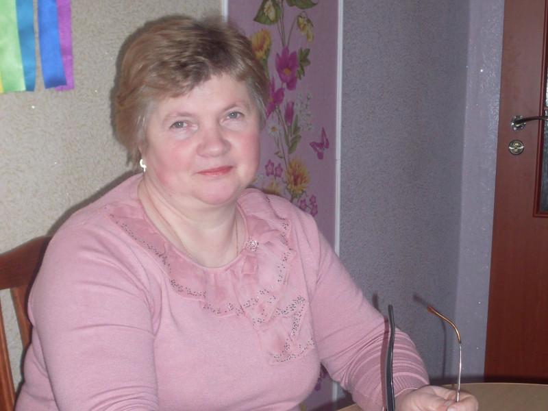 Тетяна Калинюшко