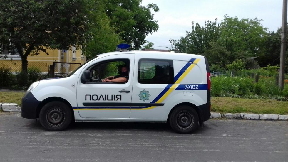 Поліцейський автомбіль