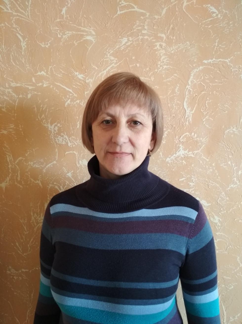 Алла Грушковська