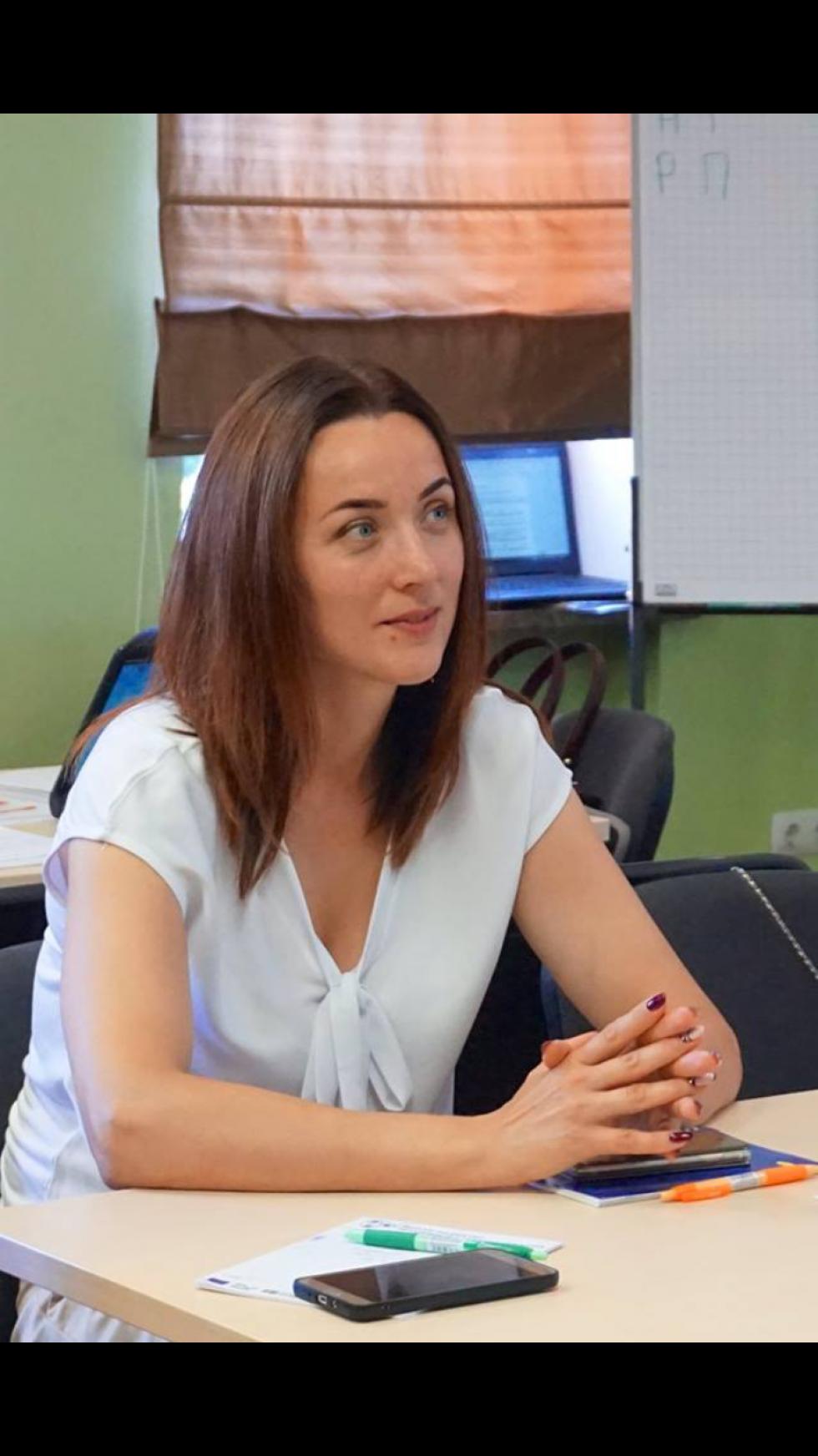 Людмила Бощук